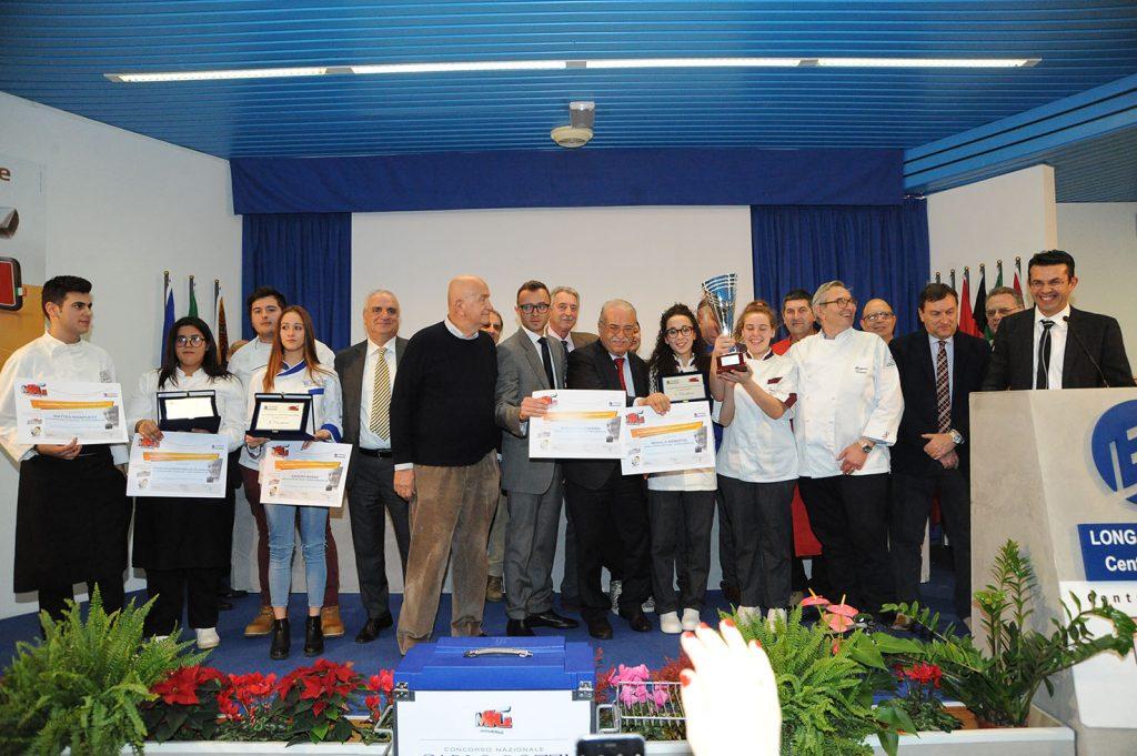 Premiazioni finali Carlo Pozzi 2017