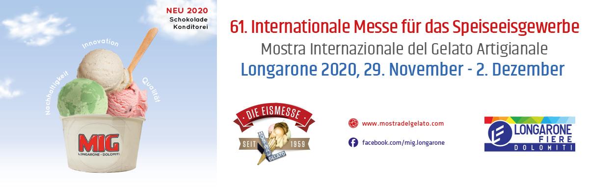 Internationale Messe fuer das Speiseeisgewerbe 2020