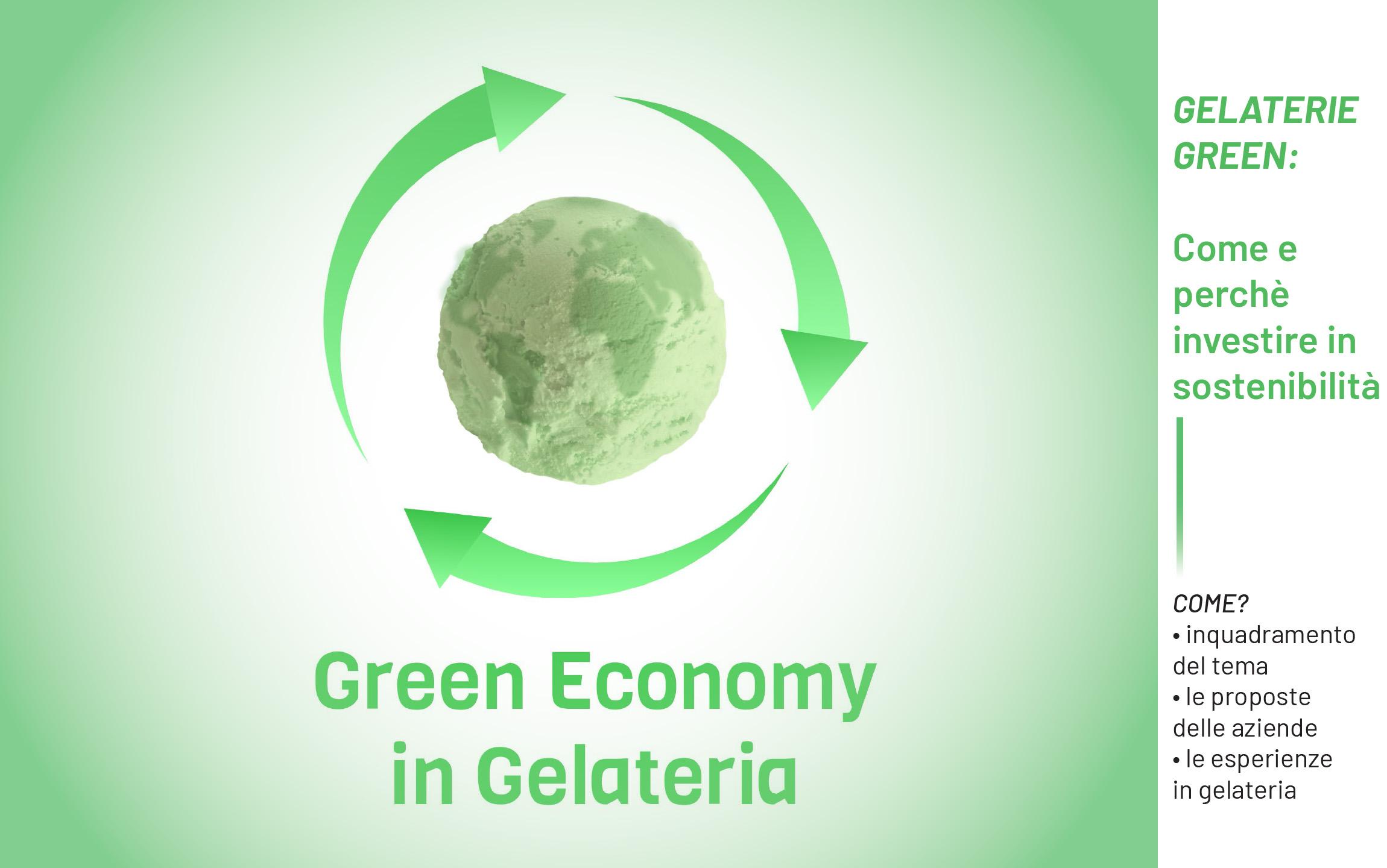 Gelaterie green: come e perché investire in sostenibilità